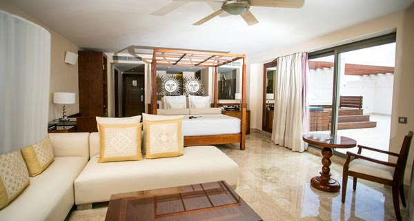 Accommodations -  Secrets Playa Mujeres Golf & Spa Resort - Adults Only - All Inclusive