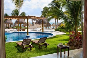 Excellence Club Junior Swim Up Suite Pool View - Excellence Playa Mujeres All Inclusive Cancun Resort