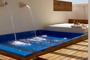 Terrace Suite with Plunge Pool - Excellence Playa Mujeres All Inclusive Cancun Resort
